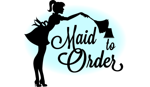 maid to order logo choice