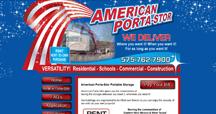 American Porta-Stor company