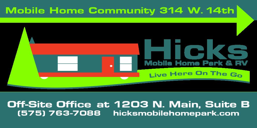 Hicks-Mobile-Home-Park-Sign-Front-new-arrow - Elliott Marketing on hill mobile home, wilson mobile home, fuller mobile home, sanders mobile home, jennings mobile home, texas mobile home, green mobile home, kelly mobile home, graham mobile home, palmer mobile home, nelson mobile home, stone mobile home,